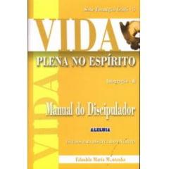 ...Vida Plena no Espírito - Integração II -  Professor -00479