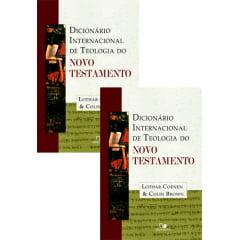 DICIONÁRIO INTERNACIONAL DE TEOLOGIA DO NT - COD 100127