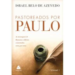 PASTOREADOS POR PAULO vol 1 - COD 01188