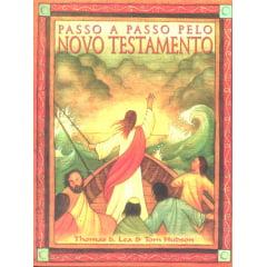 PASSO A PASSO PELO NOVO TESTAMENTO - COD 00736
