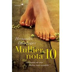 MULHER NOTA 10 - COD 00998