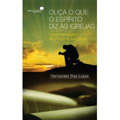 OUÇA O QUE O ESPÍRITO DIZ ÀS IGREJAS - COD  01009