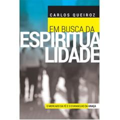 EM BUSCA DA ESPIRITUALIDADE - COD 00875