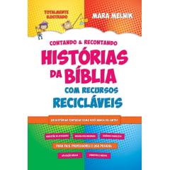 Contando e Recontando histórias de bíblia... cod 0636