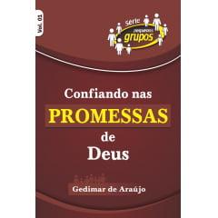 **CONFIANDO NAS PROMESSAS DE DEUS - COD 00491
