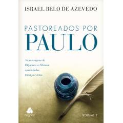 PASTOREADOS POR PAULO VOLUME 2 - COD 01189