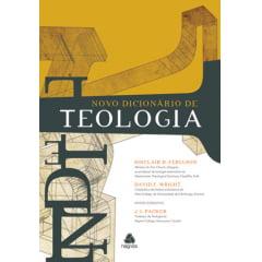 NOVO DICIONARIO DE TEOLOGIA