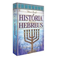 HISTÓRIA DOS HEBREUS - COD. 01198