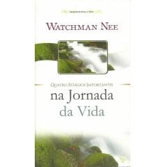 QUATRO ESTÁGIOS IMPORTANTES NA JORNADA DA VIDA - COD 01113