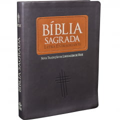BÍBLIA LETRA EXTRA GIGANTE NTLH COM ÍND -  COD 01176