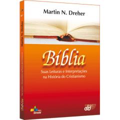 BÍBLIA - Suas Leituras e Interpretações na Hist do Crist - cod 1200