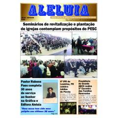 JORNAL ALELUIA ASSINATURA ANUAL