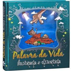 BIB. PALAVRA DE VIDA - ILUSTRADA E DIVERTIDA - COD 01317