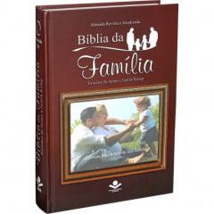 BÍBLIA DA FAMÍLIA - CAPA DURA - COD 01318