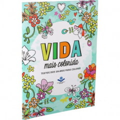 VIDA MAIS COLORIDA - COD 01347
