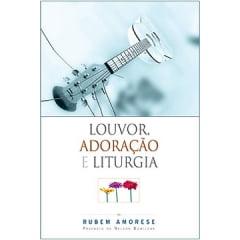 LOUVOR, ADORAÇÃO E LITURGIA - COD 1354