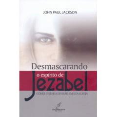 DESMASCARANDO O ESPIRITO DE JEZABEL - Cod 1368