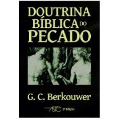 DOUTRINA BIBLICA DO PECADO - Cod. 1388-  ASTE