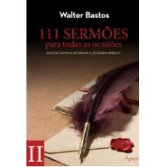 111 Sermões para todas as ocasiões - Livro II Cod.1384