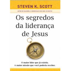 OS SEGREDOS DA LIDERANÇA DE JESUS Cod 1401