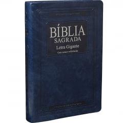 Bíblia Sagrada Revista e Atualizada com Letra Gigante COD 1533
