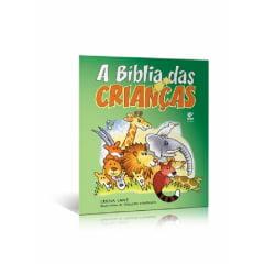A BÍBLIA DAS CRIANÇAS - COD. 01648