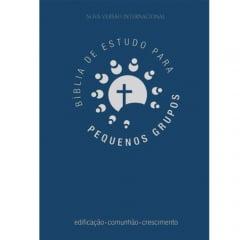 BIB. DE EST. PARA PEQUENOS GRUPOS - AZUL COD 1661