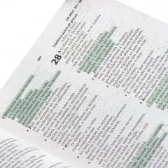 BÍBLIA LETRA MAIOR COM FONTE DE BÊNÇÃOS cod 1855