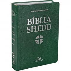 BIBLIA SHEDD CAPA VERDE Cod 1856