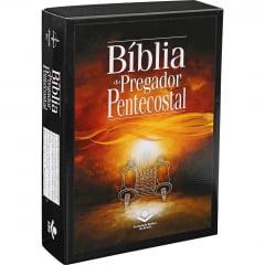 BÍBLIA DO PREGADOR PENTECOSTAL cod. 1857