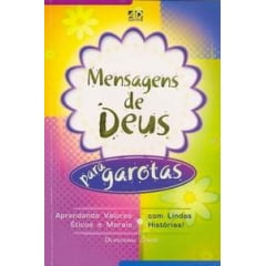 MENSAGENS DE DEUS PARA GAROTAS - COD 1843