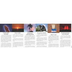 *6 modelos de folhetos cx.com 12 mil unidades com Impressão de Endereço