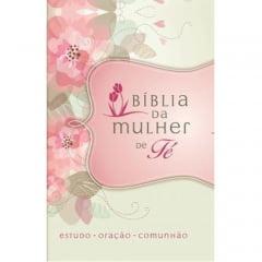 BÍBLIA DA MULHER DE FÉ - NVI - MARGARIDA COD 1888