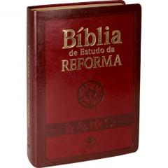 Bíblia de Estudo da Reforma CP Vinho