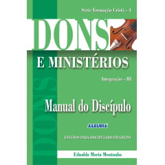 ......KIT SÉRIE FORMAÇÃO CRISTÃ - DISCIPULADO