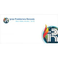 Envelope Ofíco com Logo IPRB