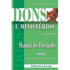 ..Dons e Ministérios - Aluno - Integração III - 00482