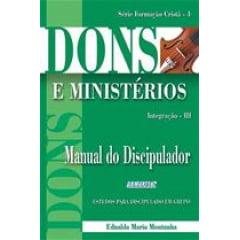 ..Dons e Ministérios - Professor- Integração III - 00481