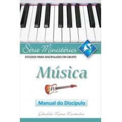 MÚSICA - Manual do discípulo - cod. 00496