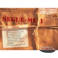 SEGUE-ME VOL 1 - KIT DE SOBREVIVÊNCIA  COD 2085
