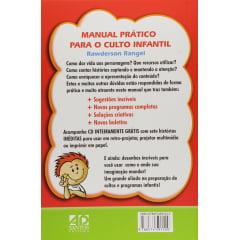 MANUAL PRATICO P/ CULTO INFANTIL VOL 2