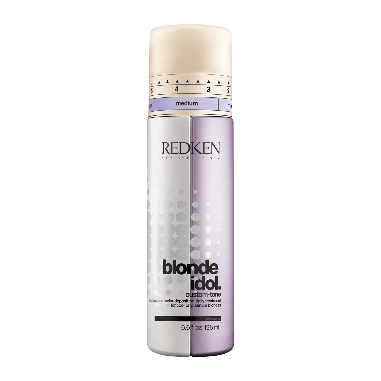 Redken Blonde Idol Custom-Tone - 196ml