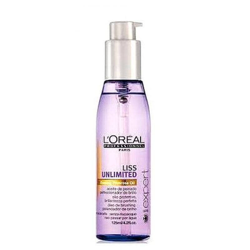 Loreal Liss Unlimited Evening Primrose Oil - 125ml