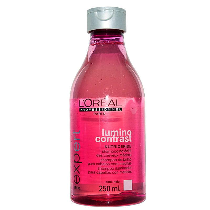 Loreal Lumino Contrast Shampoo - 250ml
