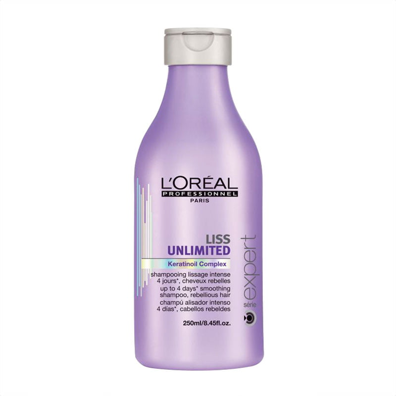 Loreal Liss Unlimited Shampoo - 250ml