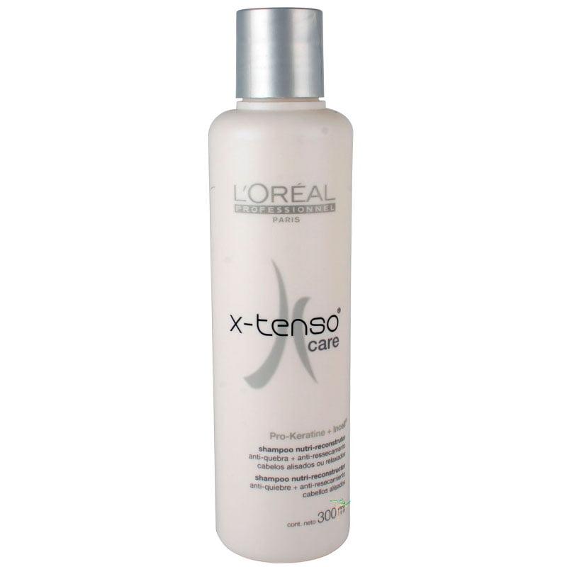 Loreal X-Tenso Care Shampoo Nutri-Reconstrutor - 300ml