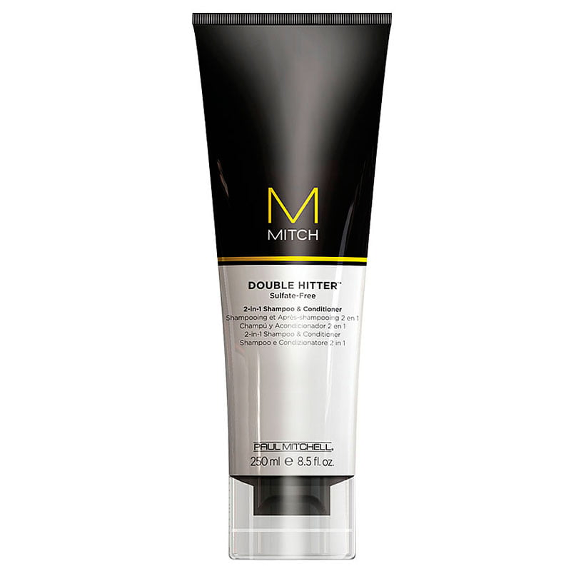 Paul Mitchell Mitch Double Hitter - Shampoo 2 em 1 - 250ml