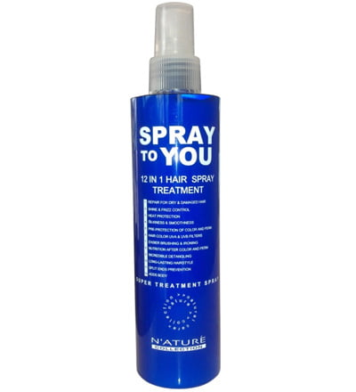 N'aturé Super Spray 12 in 1 Leave In - 250 ml