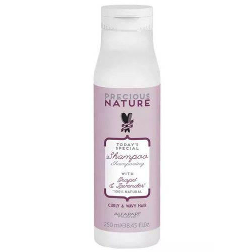 Alfaparf Precious Nature Curly & Wavy Hair - Shampoo - 250 ml