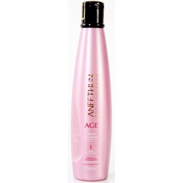 Aneethun Age System Cream Shampoo - 300 ml